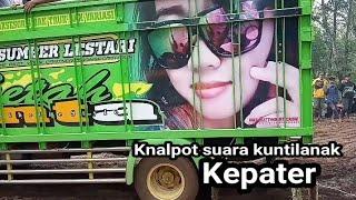 Download Lagu Truck suara kuntilanak menangis berhasil lolos dari kepater.. mp3