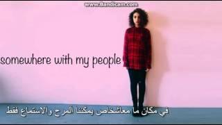 Alessia Cara - Here اليسيا كارا - هنا - مترجمة Video