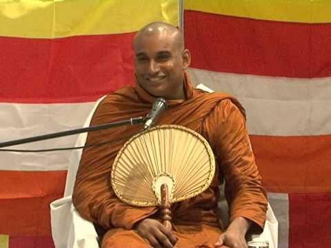 Vesak Dharmadeshana @ Ministry of Economic Development - Part I