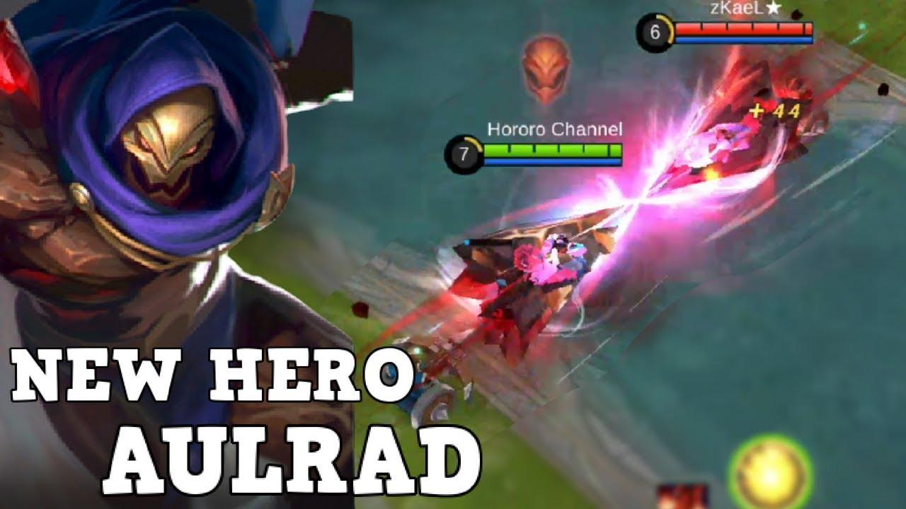 NEW HERO AULRAD WITH AMAZING GLOBAL SKILL