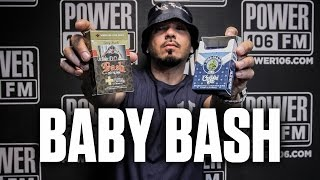 Baby Bash On His High Times Award Winning Product
