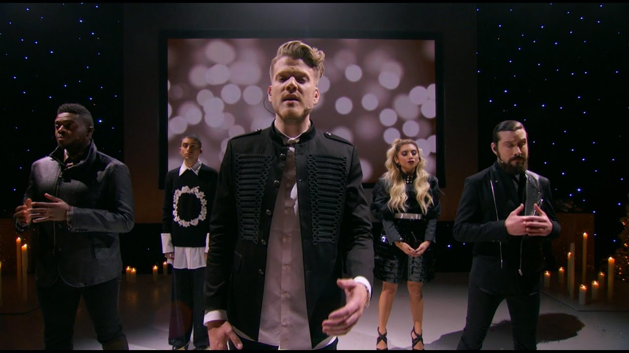 Pentatonix Christmas Youtube.Hallelujah Pentatonix From A Pentatonix Christmas Special