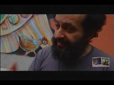 """Fabrizio Tavernelli intervista su DVD """"Solchi Sperimentali Italia/The Movie"""""""