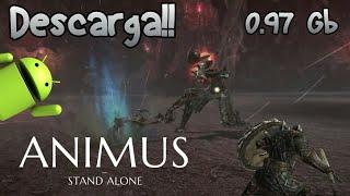 ¿¿Dark Souls para Android??? Descarga Animus Stand Alone [Increible juego para Android]