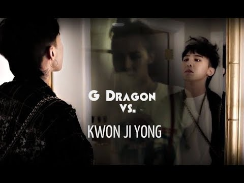 G-Dragon vs. Kwon Ji Yong (Kill me, heal me style)