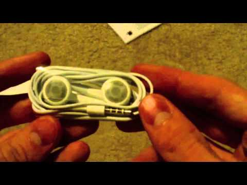 unboxing-of-apple-iphone-stereo-headset/earbuds-w/mic