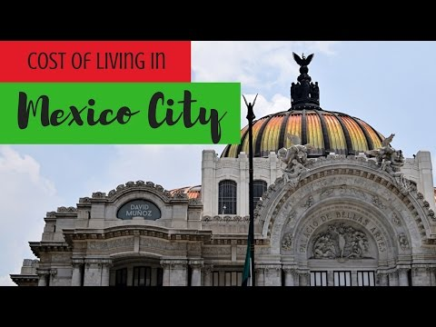Cost of Living in Mexico City + An Apartment Tour!