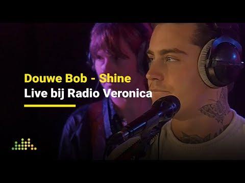 Douwe Bob -Shine | Live bij Radio Veronica