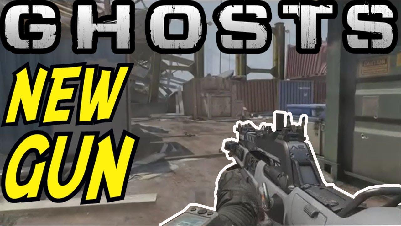 "Call of Duty: Ghosts NEW DLC! - NEW ""THE RIPPER"" GUN ... Cod Ghost Devastation Ripper"