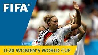 The last time Germany won the U-20 Women