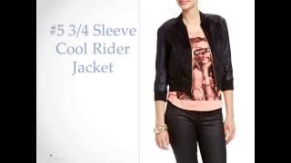 Top 10 Best Leather Jackets for Women - Classy Women
