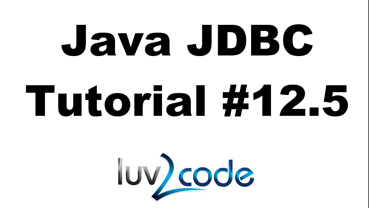 java jdbc tutorial - part 12 5  connect java swing gui to a mysql database - populate gui