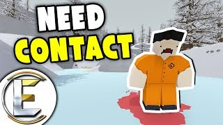 NEED CONTACT - Unturned Roleplay Outbreak Story S2#3 (Use Broken Radio Tower To Contact The Others)