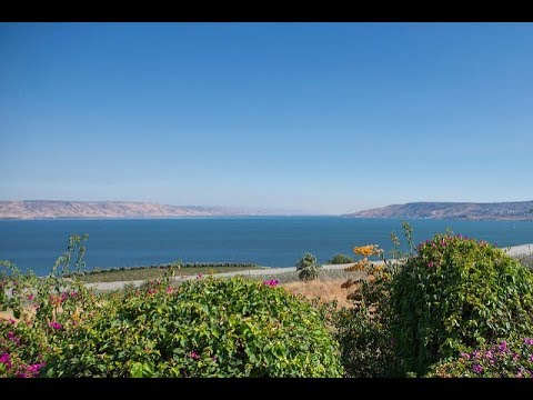 The Sea of Galilee - A Journey of Spiritual Discovery