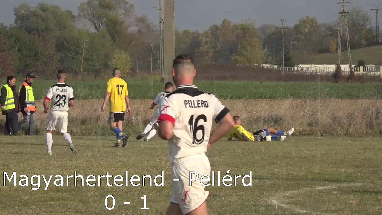 Magyarhertelend - Pellérd   Összefoglaló - 2018.10.20.