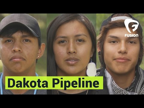 Native Americans Fight Against Dakota Access Pipeline