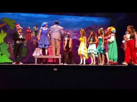 Some More Snippets From The Fort Lauderdale Children's Theater Production of Seussical