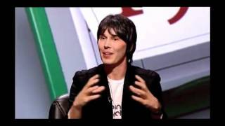 Proof that Brian Cox should be the next Doctor