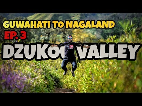 Guwahati to Nagaland | Midway Rest House to Dzukou Valley | Episode 3