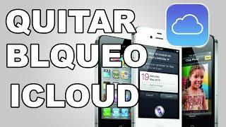 QUITAR BLOQUEO ICLOUD EN IPHONE 4 FACIL