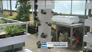 New Agriculture Technology On Display At California State Fair
