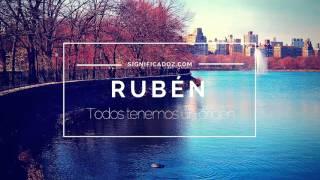 Ruben - Significado del Nombre Rúben
