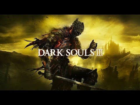 Dark Souls 3, Part 4 - Funny Names and Tree Nuts
