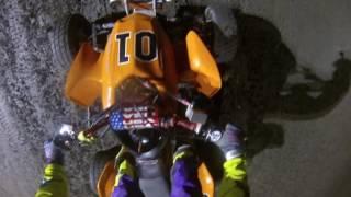 8-27-16 Outlaw 450 Quad Heat B (Shawn) Hilltop Speedway Millersburg, Ohio