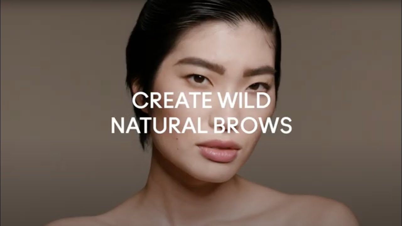 HOW TO: Create Wild Natural Brows   MAC Cosmetics