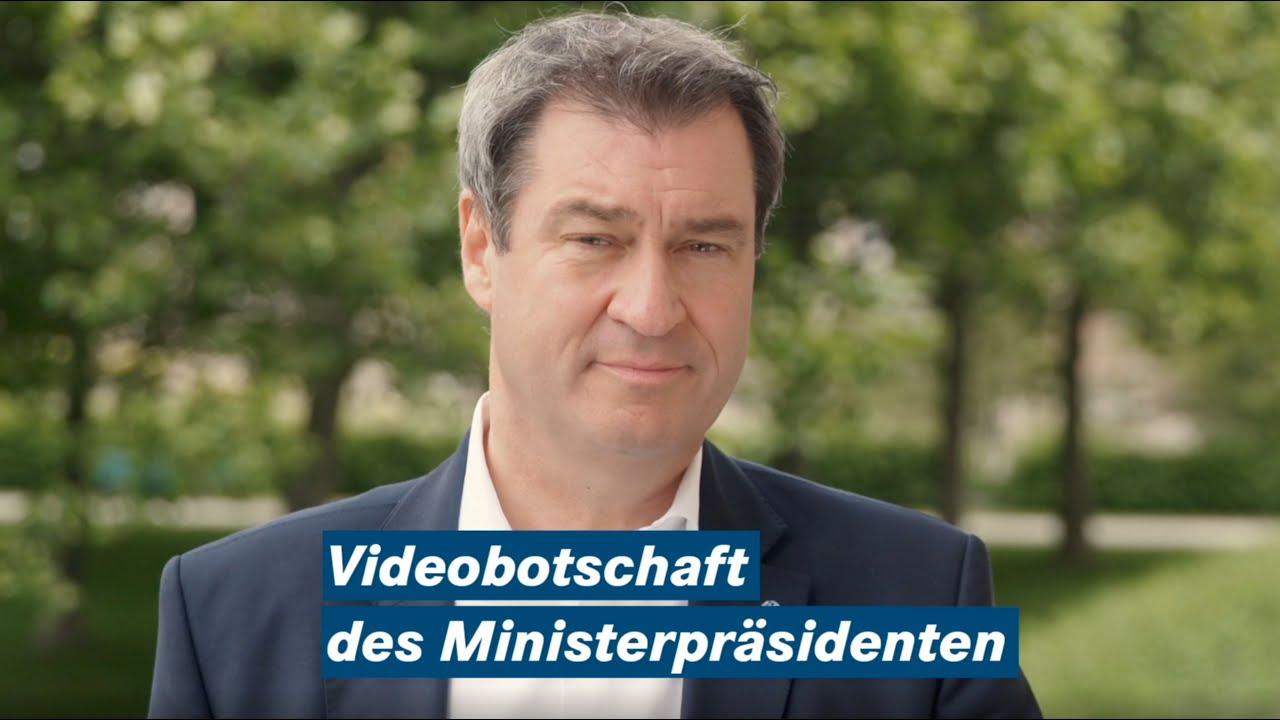 Videobotschaft des Ministerpräsidenten (11. Juli 2020) - Bayern