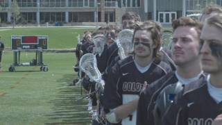 CU Men's Lacrosse Nationals 2017