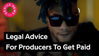 Heres What Every Producer Needs To Know To Get Paid  Genius News