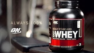 100% Gold Standard Whey