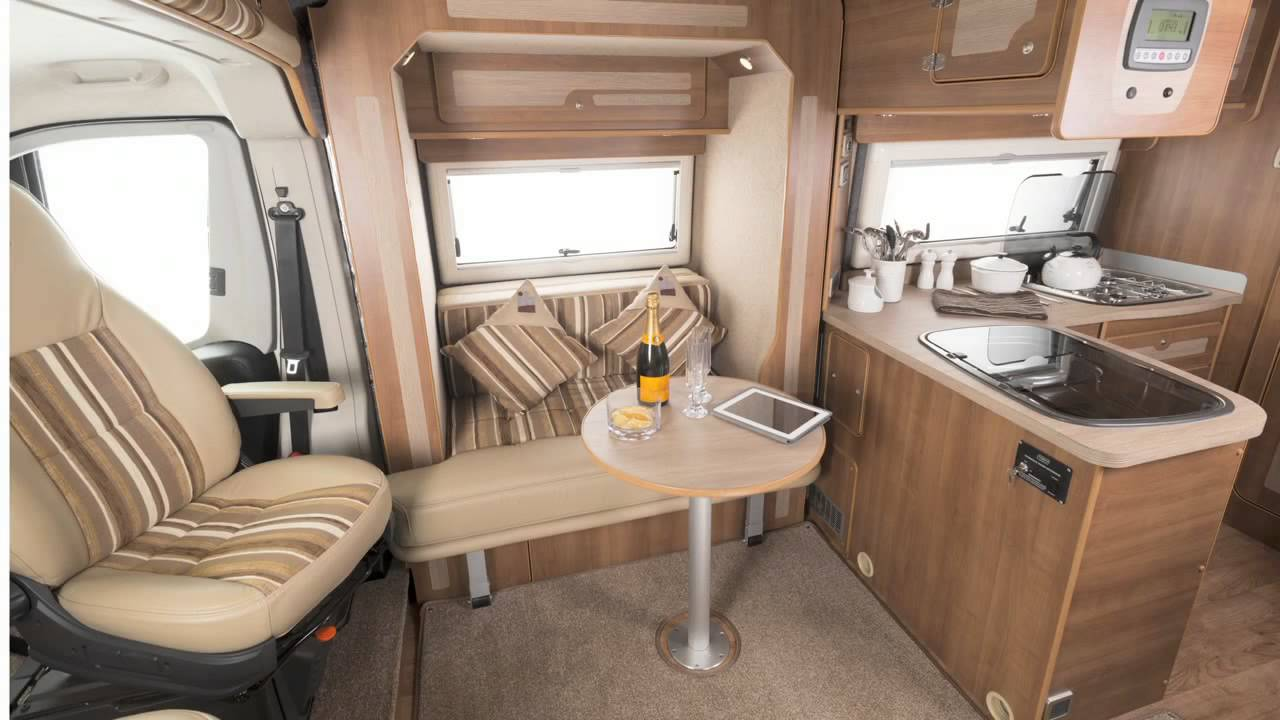 IH Motorhomes N Class 630 SL Slide Out From Southdowns