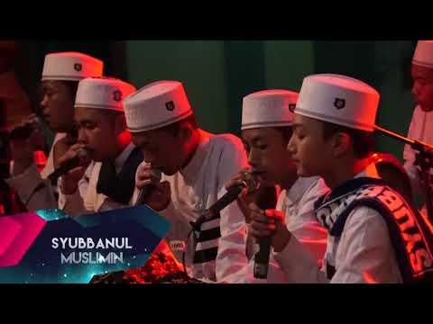 Asshiddiqiyah Serpong Bersholawat Bersama Syubbanul Muslimin