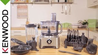 Kenwood Multipro Sense Food Processor (with Juicer) | Introduction
