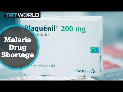 Malaria drugs in