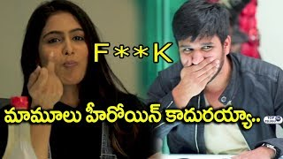 Samyuktha Hegde Shocking Reply to Hero Nikhil |...