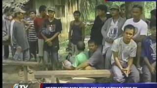 Talks continue for release of Agusan hostages
