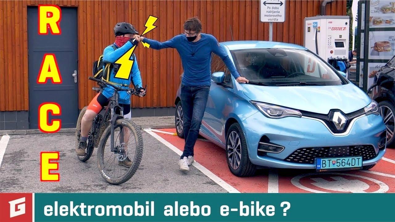 Renault Zoe Intens R135 Z.E. 52 kWh vs Focus Jam2 6.7 Bosch4 - TEST - YouTube