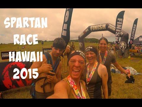 SPARTAN RACE HAWAII 2015