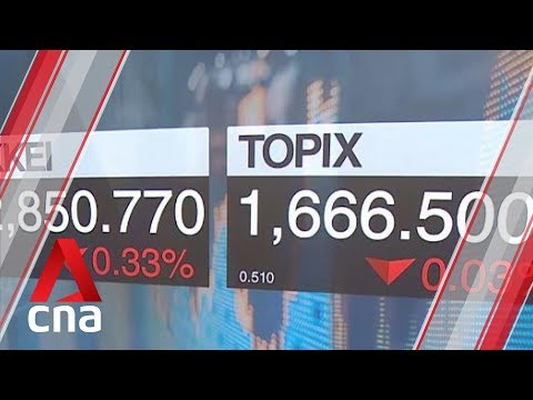 Most Asian markets in the green as investors await outcome of US-China trade talks