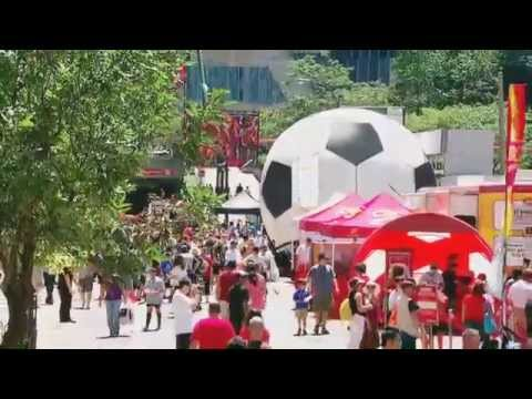CIBC Soccer Nation - July 12-13, 2014 in Toronto   CBC Toronto