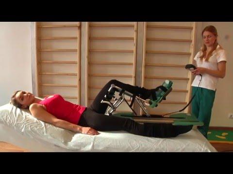 Комплекс упражнений до и после эндопротезирования. Медицинский центр ДВФУ.