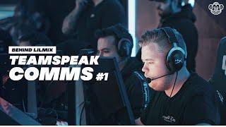 Voice Comms #1   Lilmix vs HERCEGNOVI   ESEA Cash Cup Spring #4 SEMI FINALS