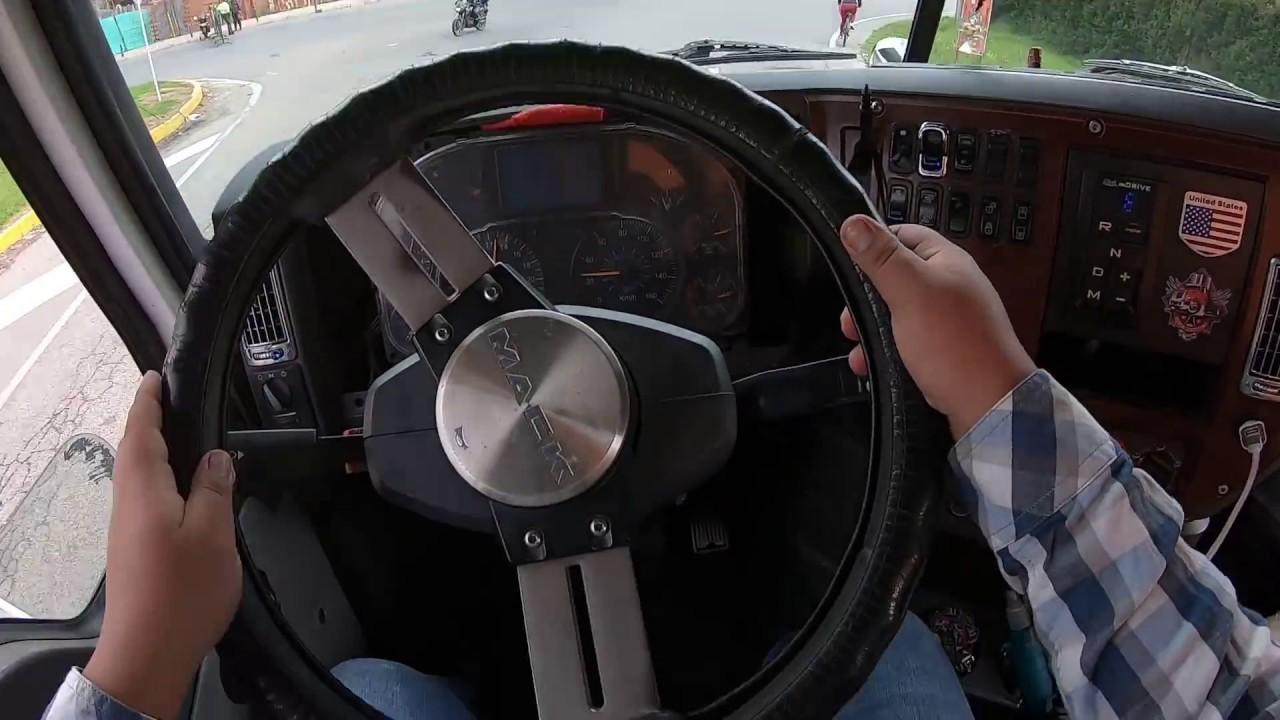 Mack Pinnacle MDRIVE,  AUTOMATIZADA 12 velocidades | Albeiro Leon    variante cota