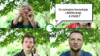 efood na PolakPotrafi.pl - zrzutka na rozbudowanie bazy produktów
