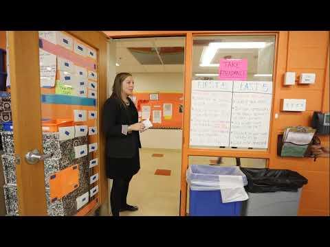 Capital City PCS Middle School  Passing Period 1