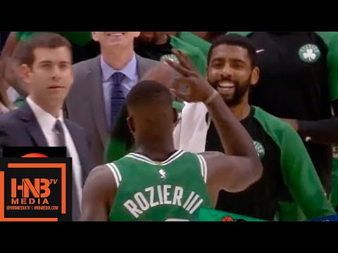 Boston Celtics vs New Orleans Pelicans 1st Qtr Highlights | 11.26.2018, NBA Season
