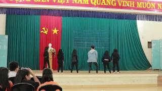 Dance cover Talk to me -Chi Pu  + Energetic | 12a5 THPT Tây NInh